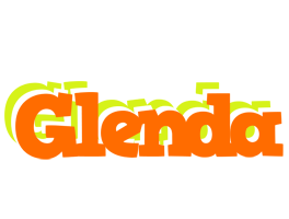 Glenda healthy logo