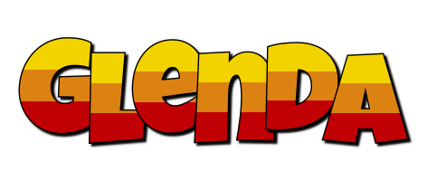 Glenda jungle logo