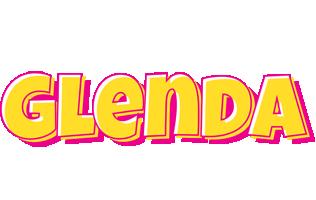 Glenda kaboom logo