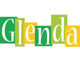 Glenda lemonade logo