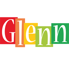 Glenn colors logo