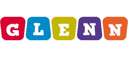 Glenn daycare logo