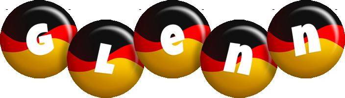 Glenn german logo