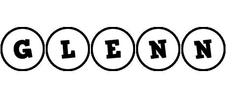 Glenn handy logo