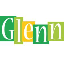 Glenn lemonade logo