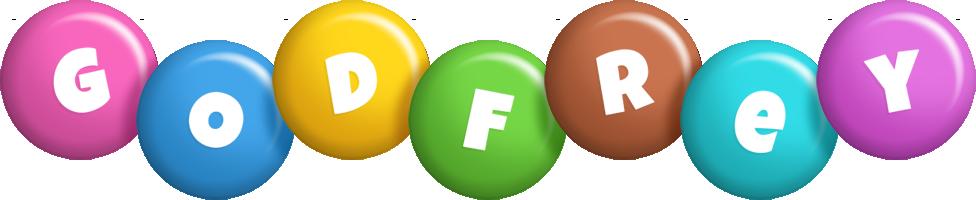 Godfrey candy logo
