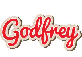 Godfrey chocolate logo