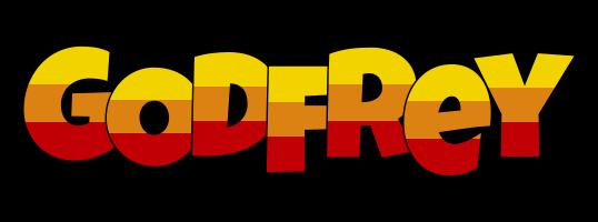 Godfrey jungle logo