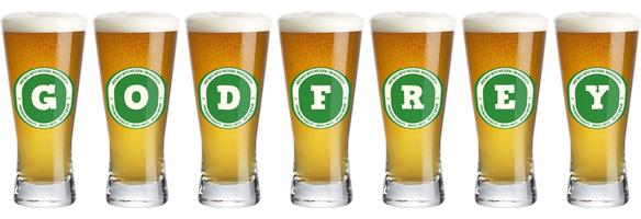 Godfrey lager logo