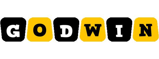 Godwin boots logo