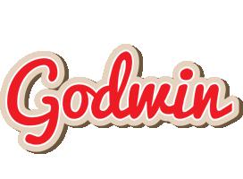 Godwin chocolate logo