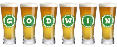 Godwin lager logo