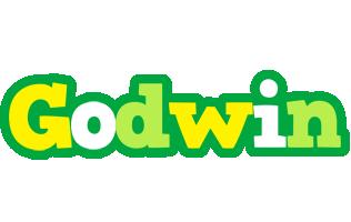 Godwin soccer logo