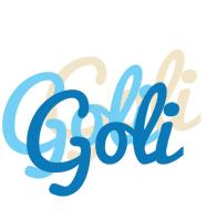 Goli breeze logo