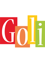 Goli colors logo