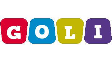 Goli daycare logo