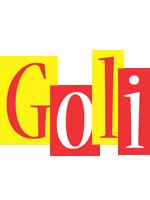 Goli errors logo