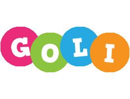 Goli friends logo