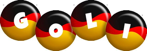 Goli german logo