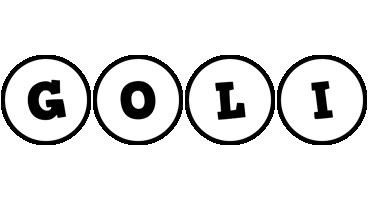 Goli handy logo