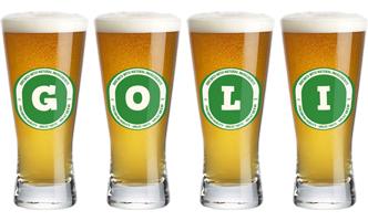 Goli lager logo