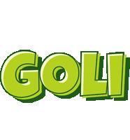Goli summer logo