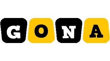 Gona boots logo