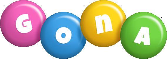 Gona candy logo