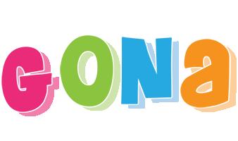 Gona friday logo