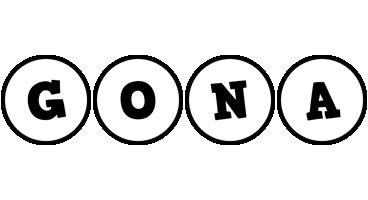 Gona handy logo