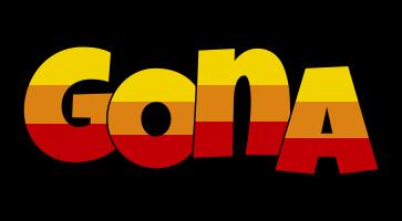 Gona jungle logo
