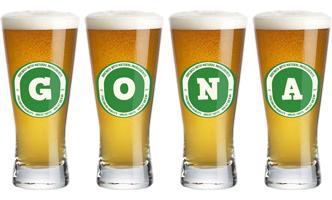 Gona lager logo