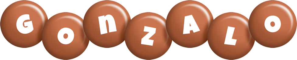 Gonzalo candy-brown logo