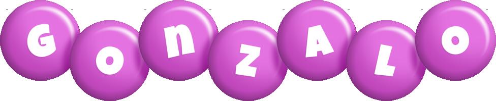 Gonzalo candy-purple logo