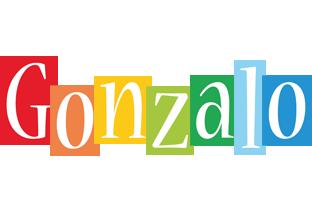Gonzalo colors logo
