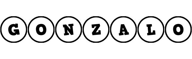 Gonzalo handy logo