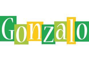 Gonzalo lemonade logo
