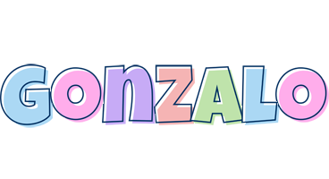 Gonzalo pastel logo