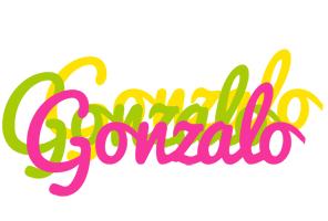Gonzalo sweets logo