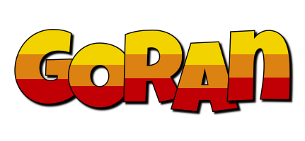 Goran jungle logo