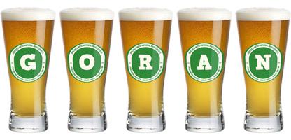Goran lager logo