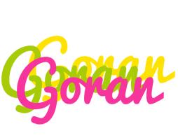 Goran sweets logo