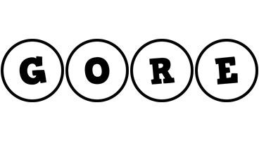 Gore handy logo
