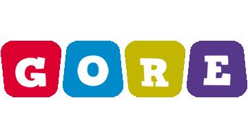 Gore kiddo logo