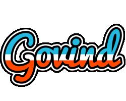 Govind america logo