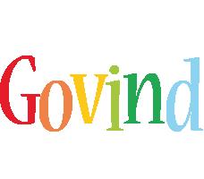 Govind birthday logo