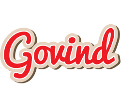 Govind chocolate logo