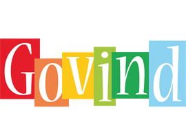Govind colors logo