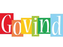 Govind colors logo