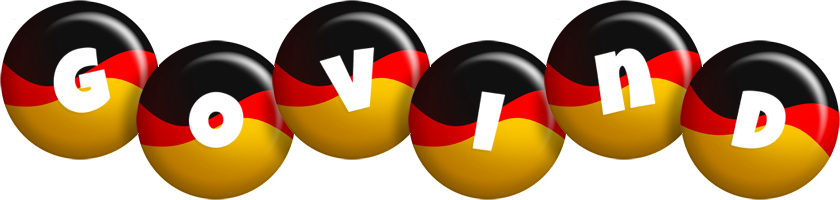 Govind german logo
